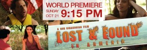 Lost & Found In Armenia World Premiere in Toronto