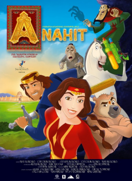 ANAHIT - David Sahakyants - Armenia - 90 min. - North American Premiere