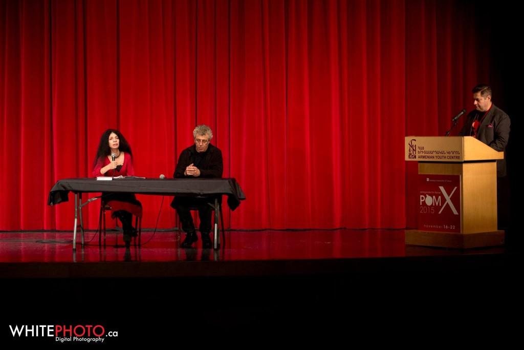 Pomegranate Film Festival   NOVEMBER 14-18, 2018