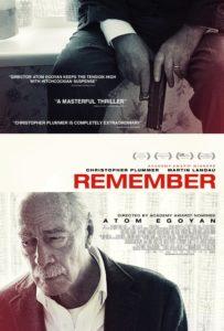 REMEMBER  - Canada/USA – 90 min.