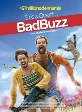 BAD BUZZ poster
