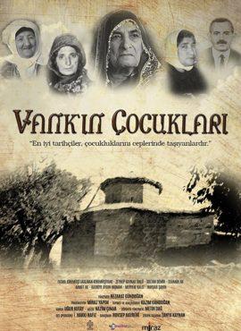 CHILDREN OF VANK poster