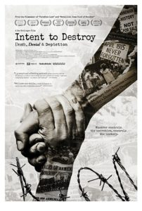 Intent to Distroy poster