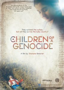 THE CHILDREN OF A GENOCIDE poster