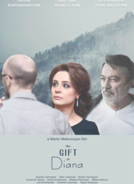 THE GIFT OF DIANA poster