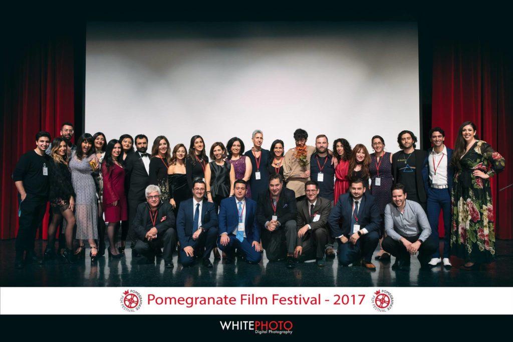 POM 2017 awards