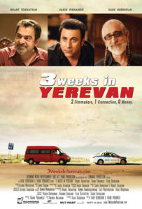 3 WEEKS IN YEREVAN - Armenia/USA – 92 min. - Canadian Premiere - 2016 Gala Film