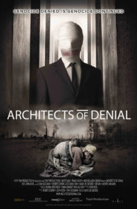 ARCHITECTS OF DENIAL - David Lee George -Armenia/ Arstakh/ Germany/ UK/ USA - 102 min. – Canadian Premiere – AA 14