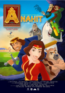 ANAHIT - David Sahakyants - Armenia - 90 min. - North American Premiere