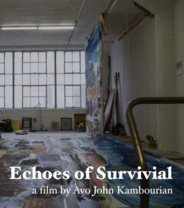 Echoes Of Survival - Avo John Kambourian - USA - Canadian Premiere - 17 min.