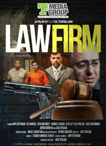 LAW FIRM - USA - Jack Topalian - 10 min. - Canadian Premiere - PG 13