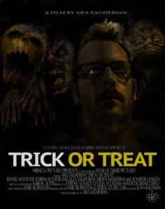 TRICK OR TREAT – Canada – Ara Sagherian – 7 min. - World Premiere - Short Drama - PG 13