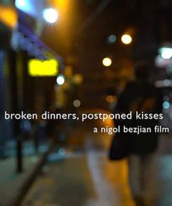 BROKEN DINNERS, POSTPONED KISSES - LEBANON - NIGO