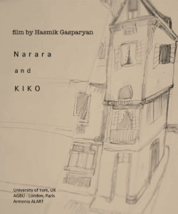 NARARA & KIKO – Armenia – Hasmik Gasparyan