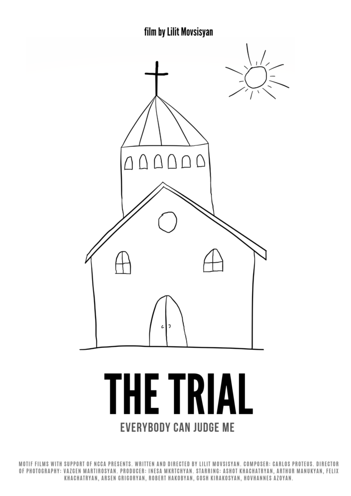 THE TRIAL – Armenia- Lilit Movsisyan