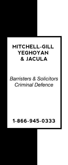 MITCHELL-GILL  YEGHOYAN  & JACULA